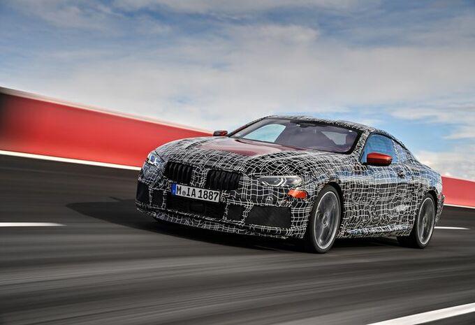 La BMW Série 8 Coupé en test dynamique #1