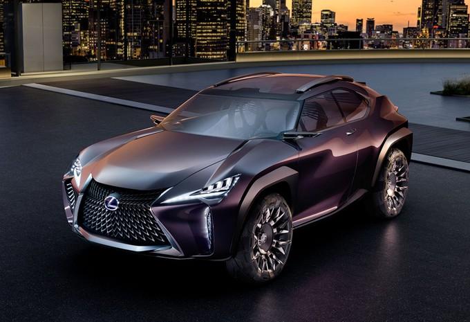 GimsSwiss 2018 – Lexus UX: klaar voor Genève #1