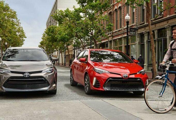 De 10 bestverkochte auto's ter wereld in 2017 #1