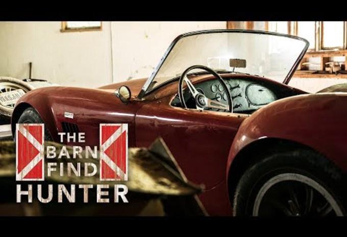 Trésors retrouvés dans un garage américain #1