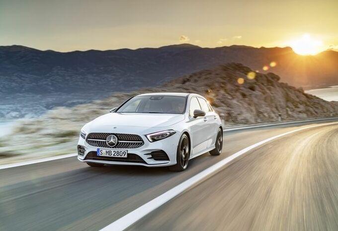 GimsSwiss - Mercedes Classe A : le luxe en classe compacte #1