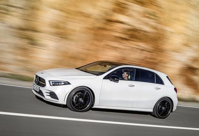 Nouvelle Mercedes Classe A : Voilà ses prix #1
