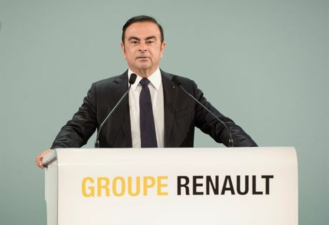 Renault : Carlos Ghosn reconduit dans ses fonctions  #1
