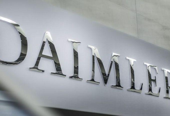 Geely wil aandeel in Daimler - AutoGids Aandeel Daimler