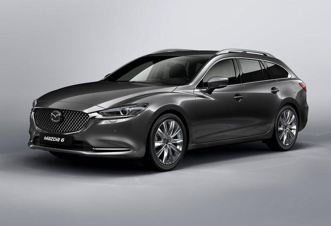 Gims 2018 - Mazda : le break 6 à Genève !  #1