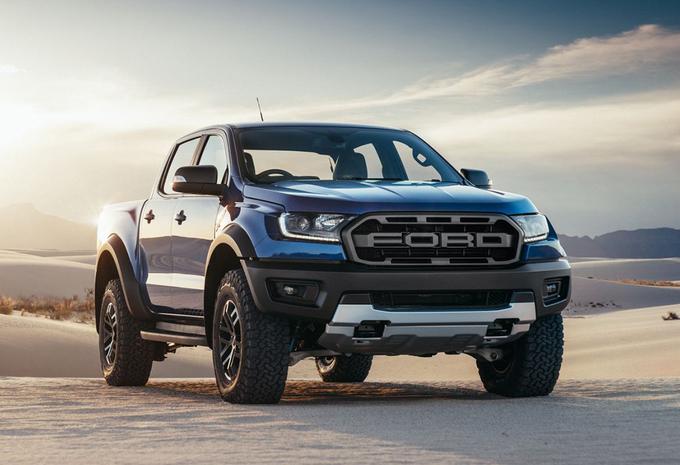 Ook de Ford Ranger gaat Raptor #1