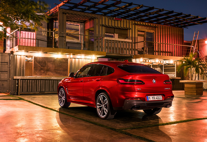 BMW X4 is een X3 met extra testosteron #1