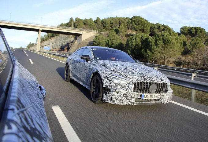 GimsSwiss – Mercedes-AMG GT 4 portes : en test dans le Sud #1