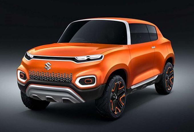 Suzuki Concept Future S : programme indien #1
