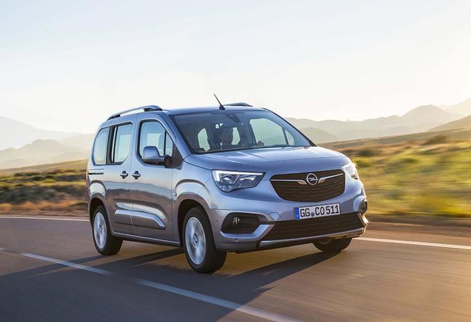 Novy Citroen Berlingo 2018 >> Opel Combo 2018 : Génétique de Berlingo - Moniteur Automobile