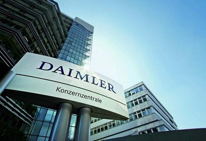 ENVIRONNEMENT – Daimler aurait aussi utilisé des logiciels truqueurs #1