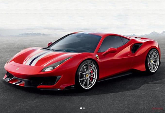 Niet GTO en niet Speciale, hardcore Ferrari 488 heet Pista! #1