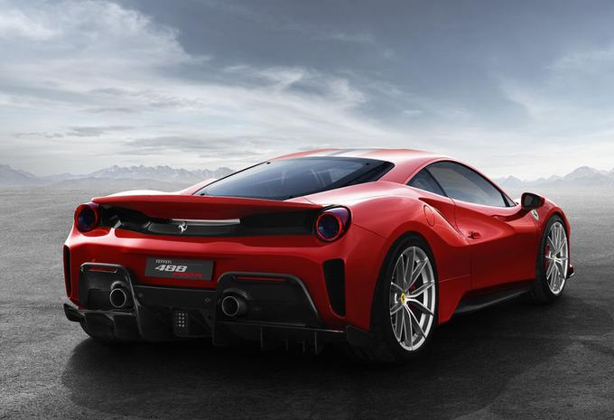 Ferrari 488 Pista gaat officieel #1