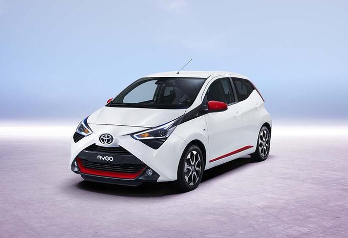 GImsSwiss - Toyota Aygo 2018 : Fidèle à elle même #1