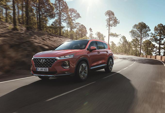 En hier is ook de nieuwe Hyundai Santa Fe voor Europa #1
