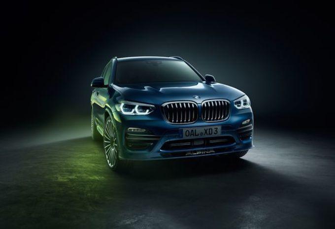 GimsSwiss - BMW Alpina XD3 : SUV sans vergogne #1