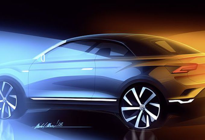 Volkswagen : un T-Roc cabriolet en 2020 #1