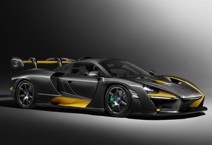 GimsSwiss - MSO : une McLaren Senna « full-carbone » pour Genève #1