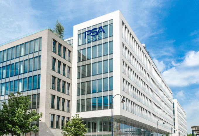 Résultats PSA 2017 : prime de 2400 € pour chaque employé #1