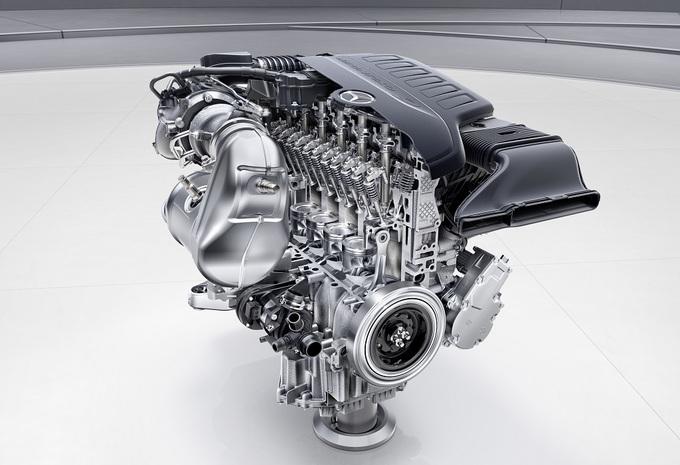 Uitgelegd: Mercedes nieuwe zes-in-lijn met EQ Boost #1