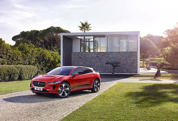 Jaguar I-Pace 2018 : une batterie de 90 kWh ! #1