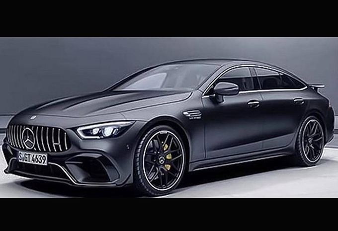 Fotos Mercedes Amg Gt4 This Is It Autowereld