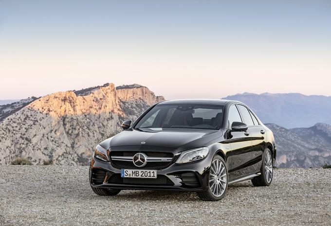 GimsSwiss - Mercedes-AMG C 43 4Matic : 390 ch #1