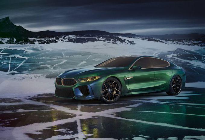 GimsSwiss – BMW Concept M8 Gran Coupé : GT munichoise #1