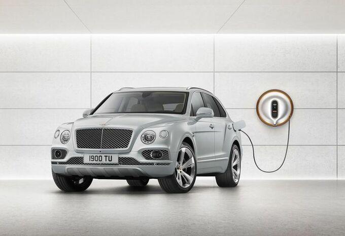 GimsSwiss – Bentley Bentayga hybride : chargeur Philippe Starck #1