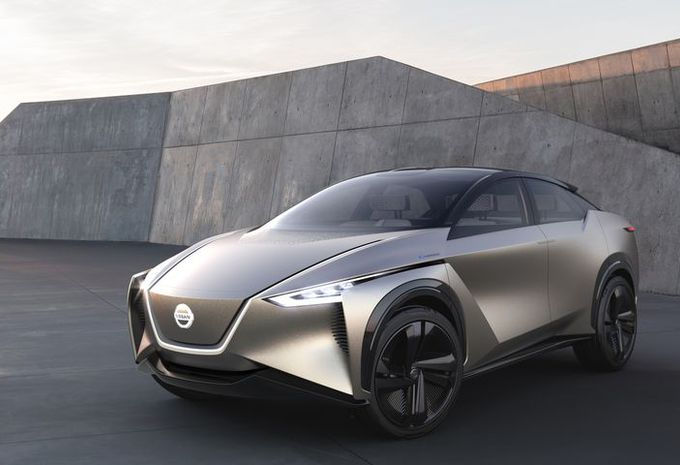 GimsSwiss – Nissan IMx Kuro kan gedachten lezen #1