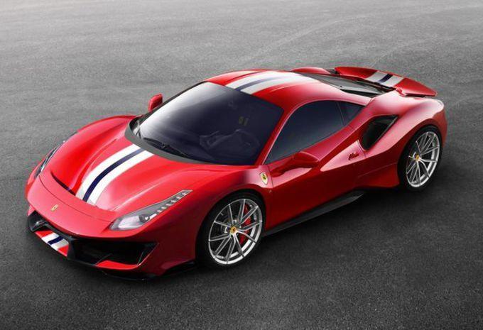 Nouveaux modèles / GimsSwiss - Ferrari 488 Pista : la nouvelle reine des performances pures ?