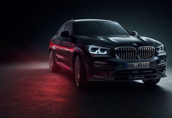 Gims 2018 – BMW Alpina XD4 : 1er SAV Coupé #1