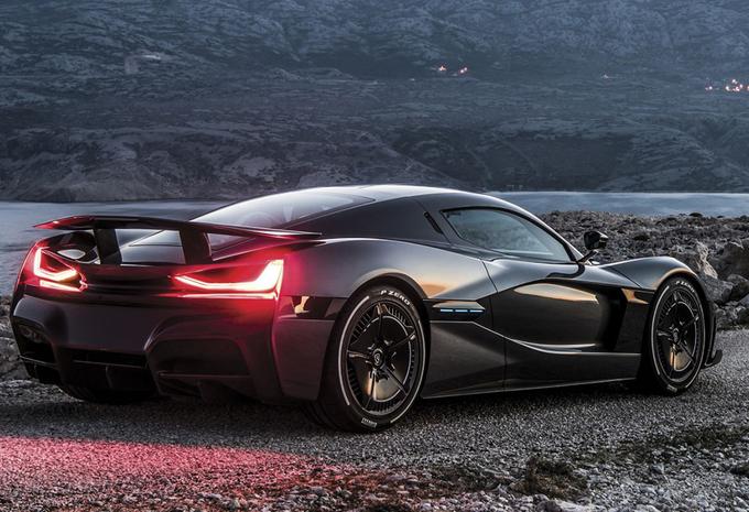 Rimac C-Two zet Bugatti, Koenigsegg én Tesla een hak #1