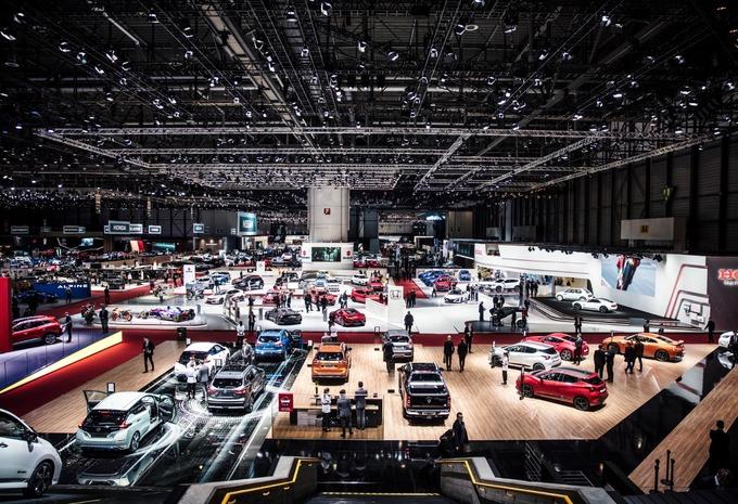 Gimsswiss Autosalon Van Geneve 2018 De Mooiste Foto S Van Het