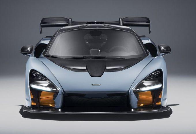 Pas de McLaren électrique avant 2022 #1