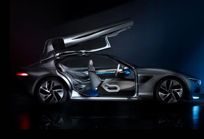 Pininfarina HK GT is meer dan mooi alleen #1