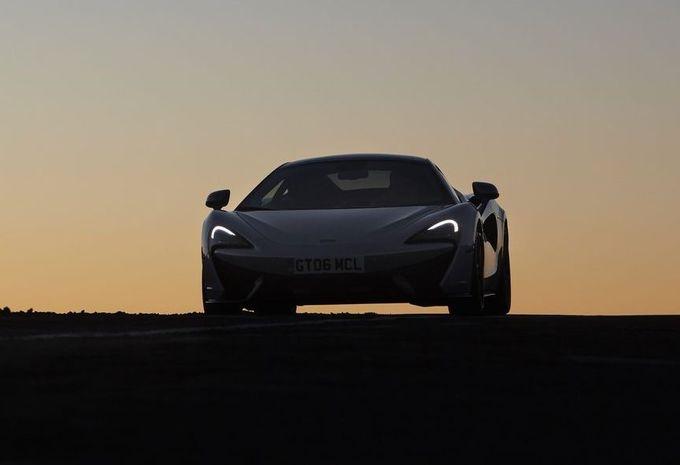 McLaren 570LT : fin 2018 ? #1