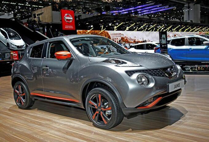 GimsSwiss - Nissan : le Juke se refait une (petite) beauté #1