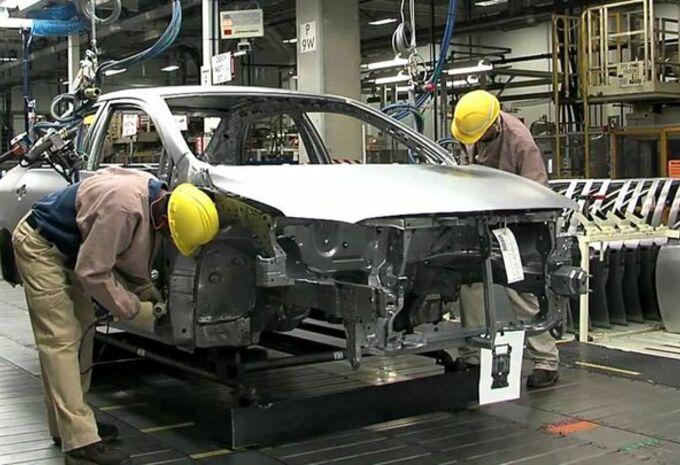Joint-venture Mazda et Toyota aux États-Unis #1