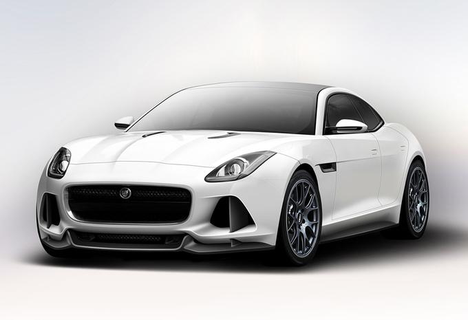 Denkt hoofddesigner Ian Callum aan vierdeursversie van de Jaguar F-Type? #1