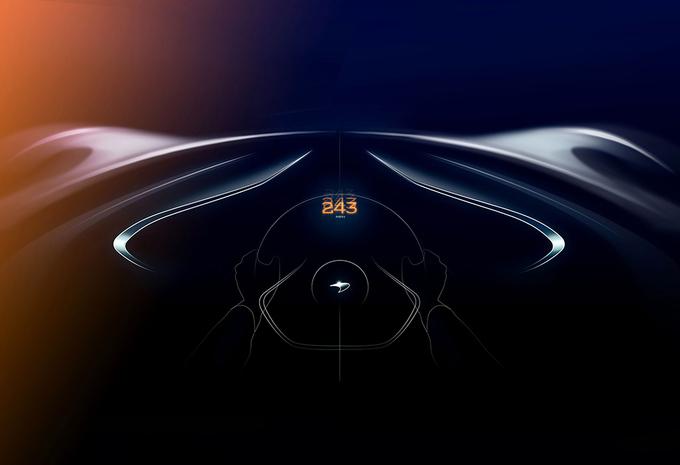 Hoe snel rijdt de BP 23, de snelste McLaren ooit? #1