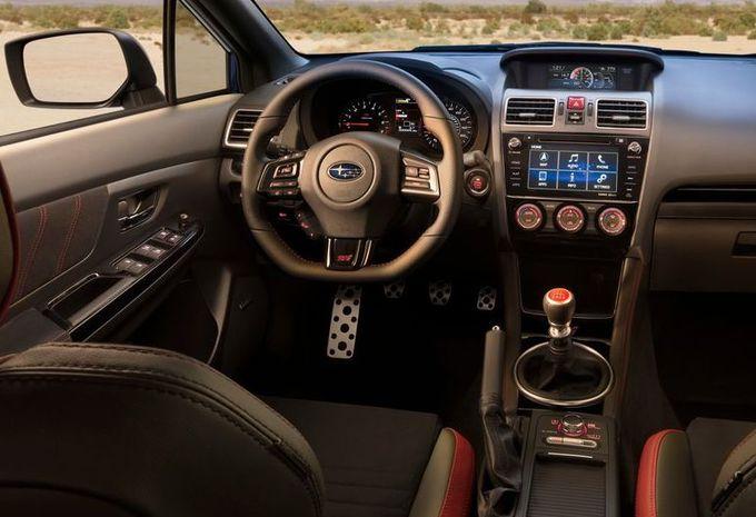 Subaru: geen manuele versnellingsbakken meer? #1