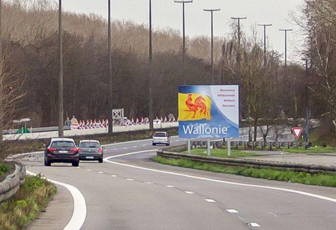 """Wallonië wil """"intelligente"""" wegen #1"""