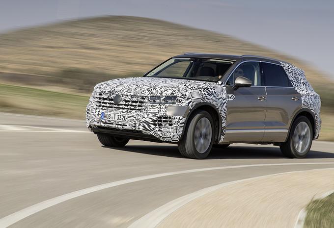 VIDÉO - Volkswagen Touareg : le compte à rebours a commencé ! #1