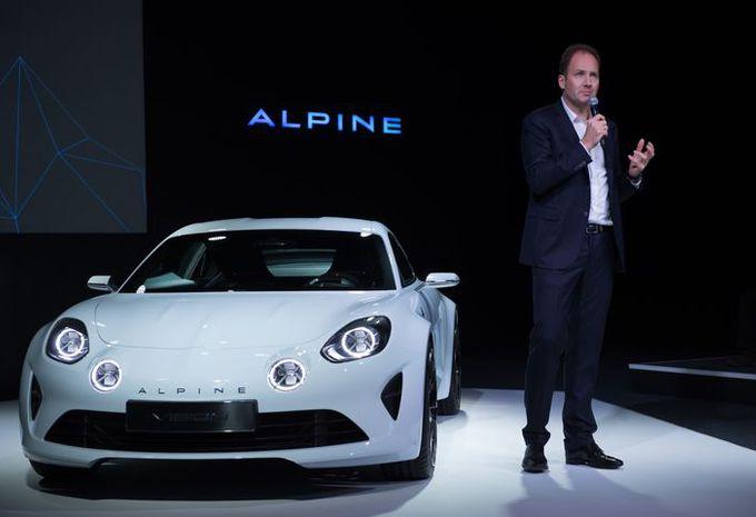 Le CEO d'Alpine part pour Jaguar-Land Rover #1