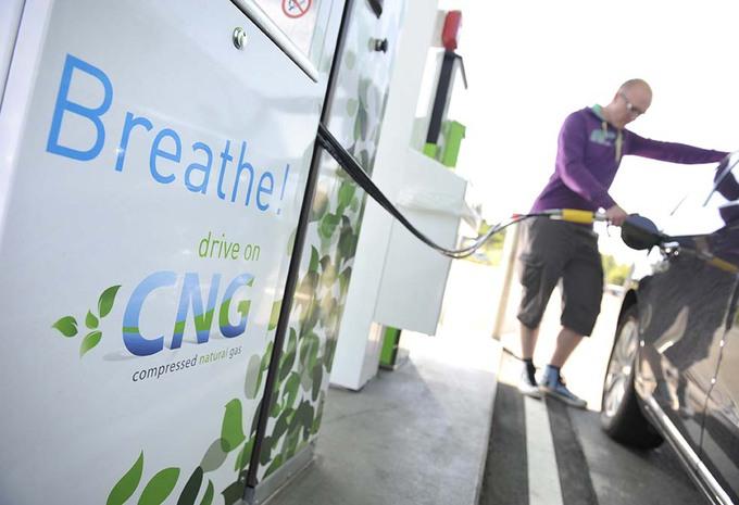 La pollution du CNG et du LPG : plus propres ? #1
