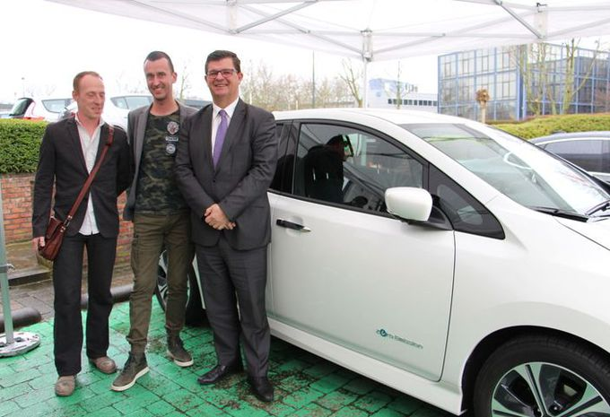 Leaseplan Eerste Elektrische Auto In Private Lease Autogids