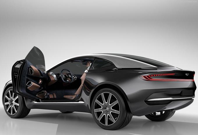 Aston Martin DBX krijgt een naam waarover onze tong blijft struikelen #1