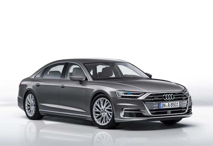Audi : la fin programmée du W12 #1