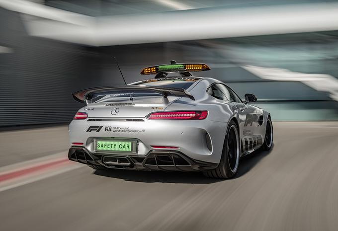 Mercedes-AMG GT R is de nieuwe F1 Safety Car #1